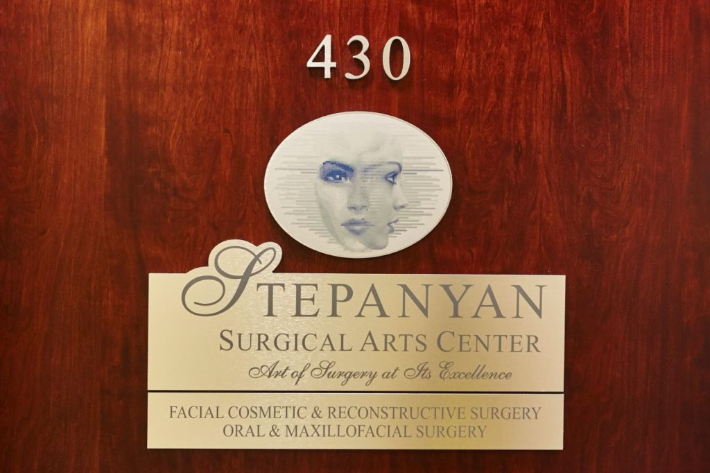 facial cosmetic & reconstructive surgery glendale ca